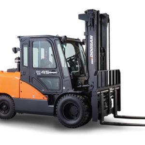 Doosan IC Pneumatic 8,000 - 12,000 lbs