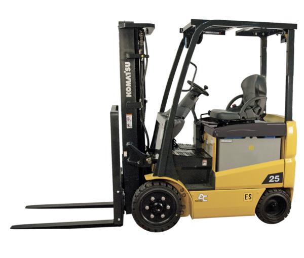 Komatsu Cushion Electric Forklift 4,000 - 6,500 lbs
