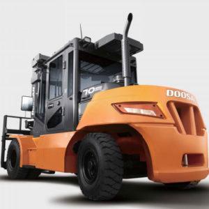 Doosan Diesel 8,000-12,000lbs